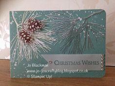 Jo-Jo's Crafty Blog: Ornamental Pine