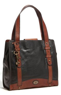 Fossil 'Vintage Reissue' Work Tote