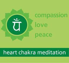 Hearth chakra meditation