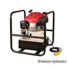 SPX Power Team Gasoline Pumps Industrial, Outdoor Power Equipment, Hydraulic System, Pumps, Montages, Bombshells, Court Shoes, Pump, Stilettos