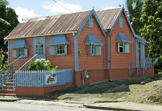 #chattel #house #Barbados