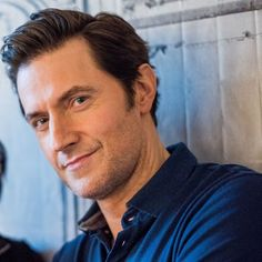 From any angle, he is perfection. Richard Armitage