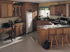 Cabinet color choices on pinterest bathroom cabinets for Kitchen cabinets zeeland mi