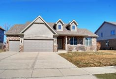 16656 W Huntington, Lockport, Il - $359,900 with 3 Beds  and 2 Baths...