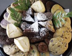 No gathering is complete without something for dessert!  SGC Cookies   www.saintgermaincatering.com/items