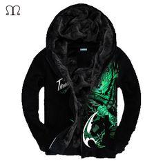 LOL 3D Brand-Clothing Men s Casual Sportswear Winter Zipper Sweatshirt c13406f97