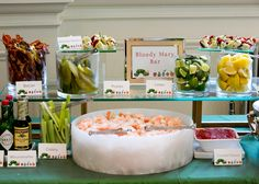 Bloody Mary Bar is the perfect compliment to a brunch event. Bloody Mary Bar, Cocktail Sauce, Retirement Parties, Event Photographer, Social Events, Bat Mitzvah, First Birthdays, Special Occasion, Bacon