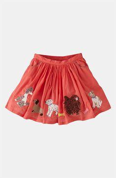 Mini Boden Embroidered Skirt (Toddler, Little Girls & Big Girls) | Nordstrom