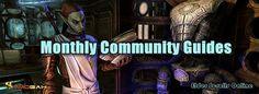 Elder Scrolls Online Community Guides of November 2017