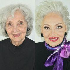 Mature Skin Hollywood Glam Makeup #gloGloria Pelo Brides #guruofbrides #miamimakeupartist #destinationweddings #gloriapeloyoutube #gloriapelotv #gloriapelotutorials