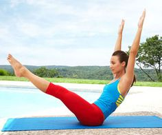 8 energy-boosting, muscle-toning moves