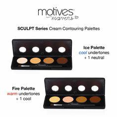 Motives Mavens Sculpt Series Contouring Palettes