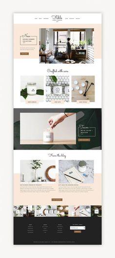 beautiful website design Layout Design, Website Design Layout, Web Layout, Website Designs, Website Ideas, Website Web, Create Website, Template Web, Wordpress Template