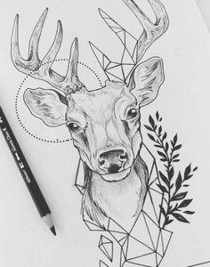 Todays deer animals в 2019 г. kunstzeichnungen, tattoo zeichnungen и zeiche Animal Sketches, Animal Drawings, Drawing Animals, Tattoo Sketches, Drawing Sketches, Drawing Drawing, Drawing Tips, Tattoo Drawings Tumblr, Drawing Ideas
