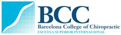 Barcelona College of Chiropractic  http://bcchiropractic.es/eng/english.htm