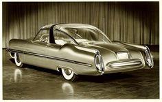 Cool retro concept