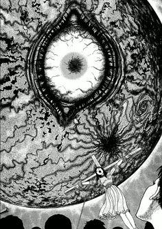 (Hellstar Remina, Junji Itō c. 2005)