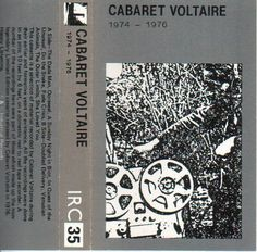 Cabaret Voltraire Record WarOnTerrorbanana
