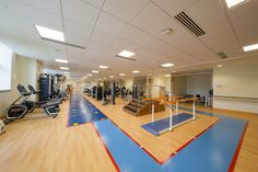 Ng Teng Fong and Jurong Community Hospitals in Singapore are now benefiting from Gerflor's Taraflex Sport M Evolution.