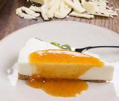 Cheesecake di mozzarella di bufala - La Cucina Italiana: ricette, news, chef…