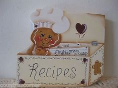 HP Gingerbread Shelf Sitters | Pin by Jan Batchelor on I Collect Gingerbread Board 2 | Pinterest