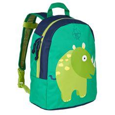 Mini sac à dos Wildlife rhinocéros : Lässig - Sac à dos classique - Berceau Magique