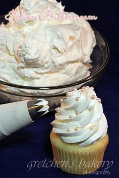 Silky Smooth- NOT TOO SWEET Italian Meringue Buttercream