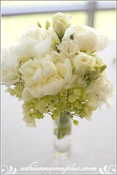 Arrangement/Bridal Bouquet of Peonies