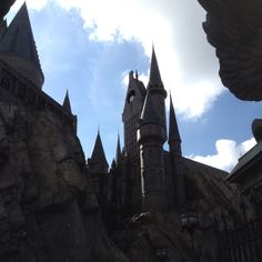 Wizarding world of Harry Potter... SO AWESOME.