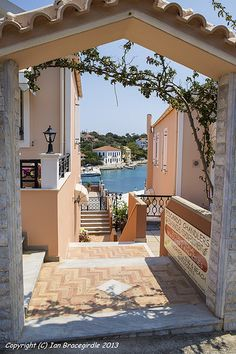 Fiskardo, Kefalonia. Greece