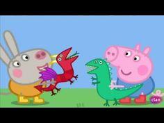 Videos de Peppa Pig En Español Capitulos Completos - Recopilacion #16 - Capitulos Nuevos 2016 - YouTube