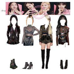 Korean Outfits Kpop, Kpop Fashion Outfits, Girls Fashion Clothes, Stage Outfits, Dance Outfits, Korean Girl Fashion, Cute Fashion, Look Fashion, Clueless Outfits