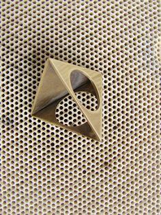 Andra Lupu - brass ring