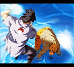 I liked the action and when Naruto tripped with his rasengan that would have been the end of Sasuke. Narutobuckz will give you the latest update on naruto 698 manga. Any moment from now, naruto 698 spoiler and naruto manga 698 scans. I also enjoyed the fact that they are fighting hand to hand combat till Sasuke pulled out that BS that he can drain Kurama's chakra with his Rinnegan.