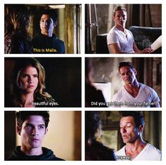 I thought for sure the cover was blown. Teen Wolf Quotes, Teen Wolf Funny, Teen Wolf Memes, Teen Wolf Dylan, Teen Wolf Cast, Dylan O'brien, Only Teen, Teen Wolf Seasons, Peter Hale
