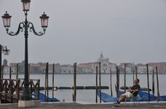 Can you picture yourself relaxing here in Venice?