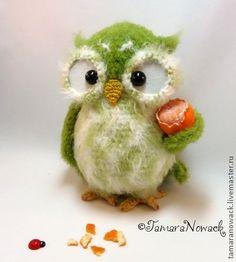 #amigurumi #owl #crochet
