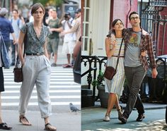 summer couple relaxed casual pretty keira knightly