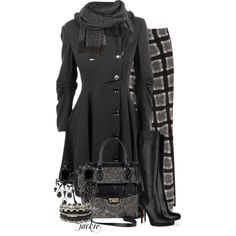 Trench Coat by jackie22 on Polyvore featuring High, Alice + Olivia, Cole Haan, Coast, Alexander Wang, Christian Louboutin, ASOS, statement earrings, cuff bracelets and trench coats