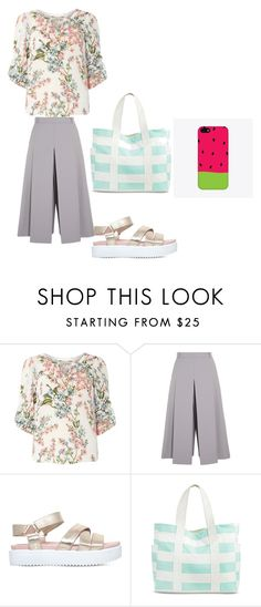 """style for shoppig"" by dyahretno-hananti on Polyvore featuring Billie & Blossom, Vilshenko and KG Kurt Geiger"