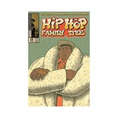 Jorun Bombay - 'Hip Hop Family Tree Issue 12' [Comic Book]