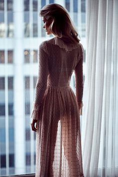 the secrets of desire: edita vilkeviciute by lachlan bailey for vogue japan july 2016   visual optimism; fashion editorials, shows, campaigns & more!