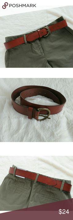BNWT G-Star Raw Genuine White Leather Skinny Belt Solid Metal Buckle Size L 95