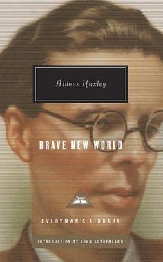 by Aldous Huxley A towering classic of dystopian satire, BRAVE NEW WORLD is a brilliant and terrifying vision of a soulless society—and of one man who discovers the human costs of mindless conformity.
