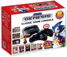 Sega Genesis Classic Game Console for $28  $7 s&h #LavaHot http://www.lavahotdeals.com/us/cheap/sega-genesis-classic-game-console-28-7-sh/141862?utm_source=pinterest&utm_medium=rss&utm_campaign=at_lavahotdealsus