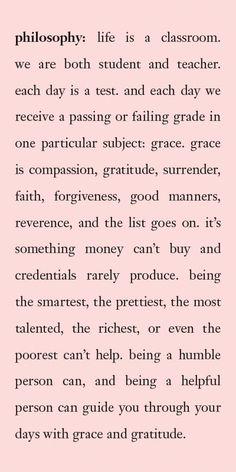 #everydaygrace #upliftingphilosophy @philosophyskincare                                                                                                                                                     More