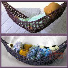 It's So Much More Than a Hammock, free crochet pattern by From Grammy's Heart ༺✿ƬⱤღ  https://www.pinterest.com/teretegui/✿༻