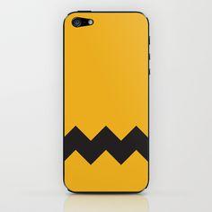 good grief iPhone & iPod Skin by karen owens - $15.00
