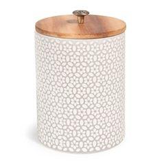 Barattolo in ceramica H 15 cm TRIBU