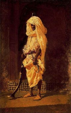 mariano fortuny y marsal - Cerca con Google Painting Process, Figure Painting, Painting & Drawing, Watercolor Paintings, Watercolours, Moroccan Art, Moroccan Style, Mariana, Art World